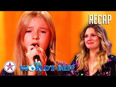 The World's Best: 12-Year-Old Wonder Girl MOVES America To TEARS! Who's Daneliya Tuleshova?