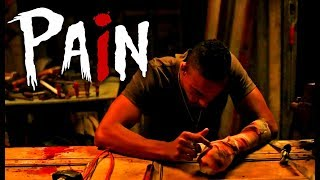 Pain (Horrorfilm auf Deutsch in voller Länge, kompletter Horrorfilm auf Deutsch)