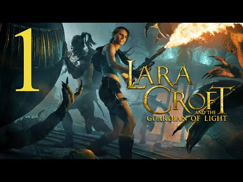 Lara Croft Guardian Of Light (Part 1 Of 3) Solo Playthrough Gameplay - Tomb Raider