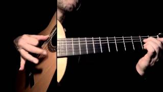 Mixed Technique Exercise - 4 - Alegria by Paco de Lucia