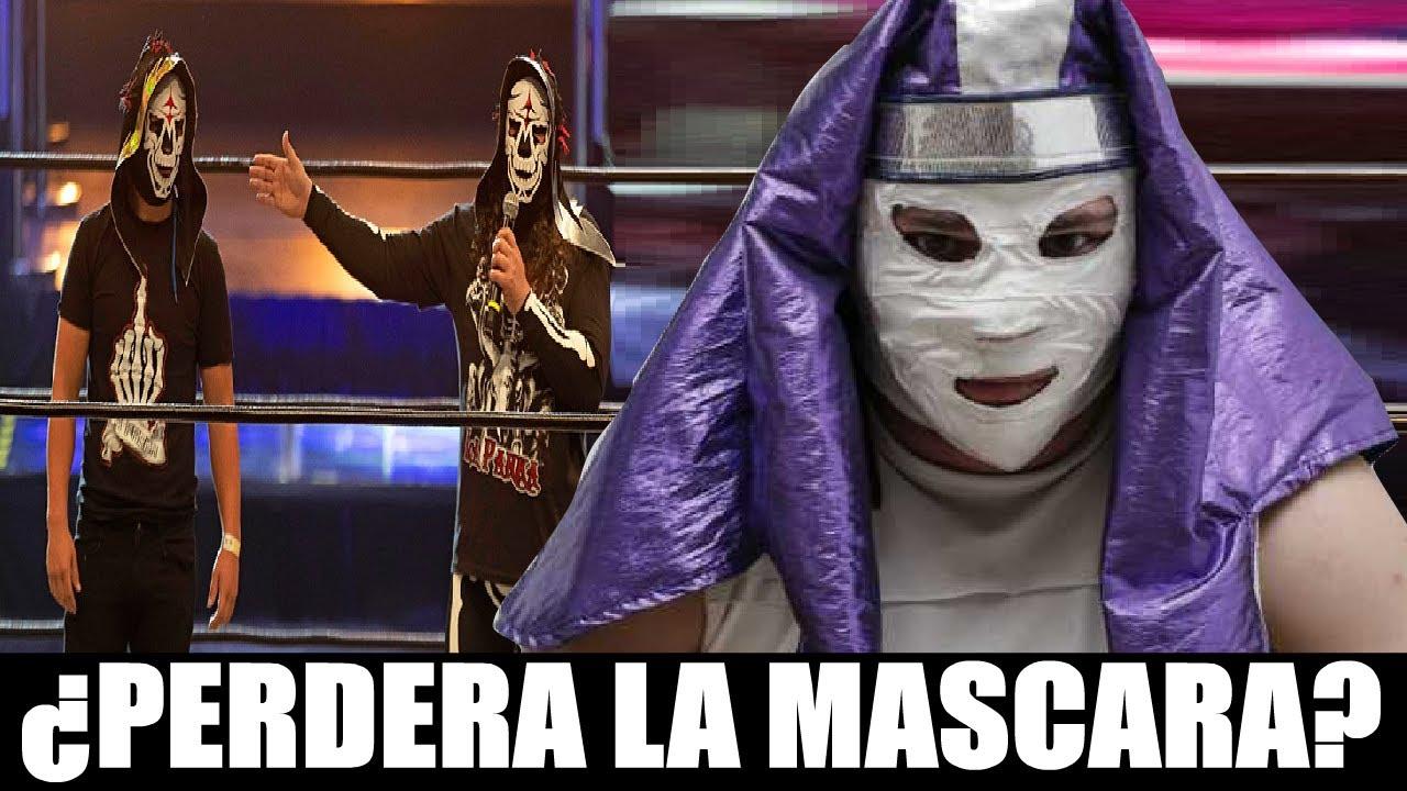 Karis La Momia jr ¿Perdera La Máscara?