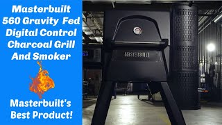 Masterbuilt 560 Gravity Series Smoker: First Look and Review