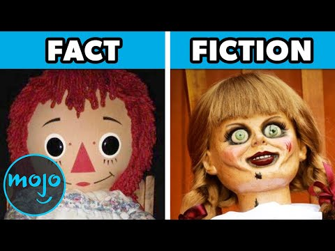 Top 10 Things The Conjuring Movies Got Factually Right and Wrong