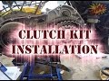 How to:  Sportster Clutch install