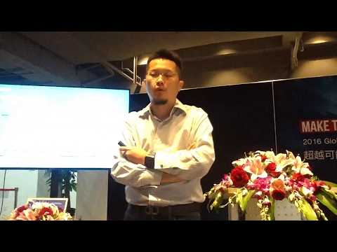 Jeffrey Li of Tencent Ventures in Shanghai