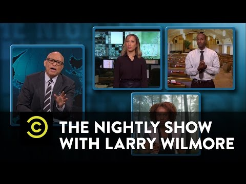The Nightly Show - Rachel Dolezal Race Controversy – Convert or Incognegro?