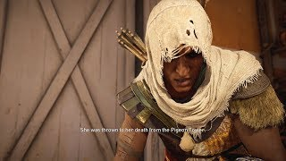 Assassin's Creed Origins - The Weasel Side Quest Walkthrough [EXCLUSIVE EARLY ACCESS]