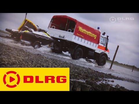 Die Wattretter der DLRG Cuxhaven
