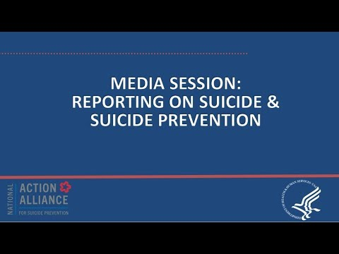 Media Reporting on Suicide
