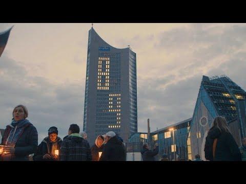 En Allemagne, l'esprit de 1989 souffle encore sur Leipzig