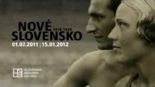 SNG / výstava Nové Slovensko 1918 - 1949