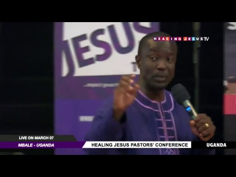 WATCH THE HEALING JESUS PASTORS' CONFERENCE, LIVE FROM MBALE - UGANDA. DAY 1.
