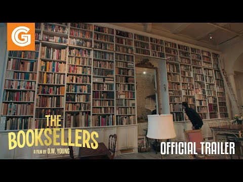The Booksellers | Official Trailer