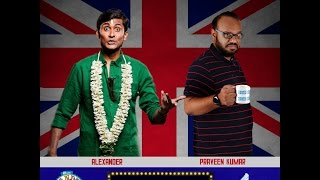 Alex & Praveen UK Tour - Funny Promo