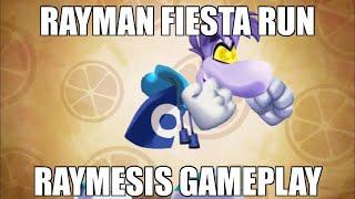 Rayman Fiesta Run Raymesis Gameplay