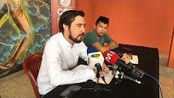 Rueda de Prensa sobre la crisis de la Casa de la Cultura de Manabí