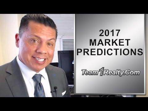 SF Oakland East Bay Area: 2017 Market Predictions