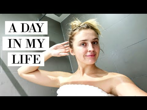 EVERYTHING I DO ON A MONDAY 💥 A Daily Vlog
