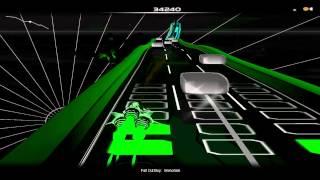 Audiosurf - Immortals by Fall Out Boy - Ninja Mono
