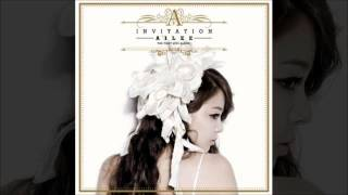 Ailee (에일리) - 폭풍속으로 (feat. 버벌진트) (Invitation)