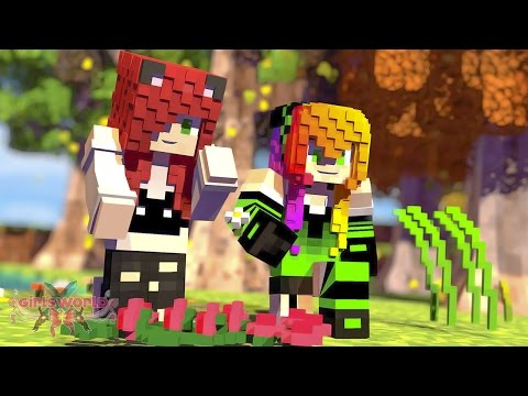 EL REGALO DE NIA !!! | GirlsWorld Temp. 2 cap. 16 Serie Minecraft con mods