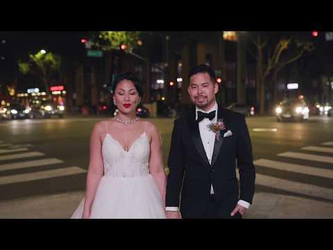 The Glasshouse San Jose Northern California Wedding Video Highlight Film San Francisco Bay Area Club