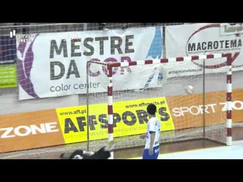 Futsal :: 10J :: Modicus - 1 x Sporting - 4 de 2014/2015