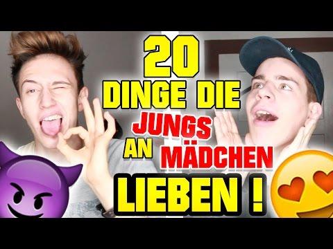 20 Dinge die JUNGS an MÄDCHEN LIEBEN !