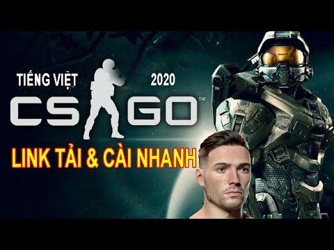 Hướng Dẫn Tải và Cài Game CS GO miễn phí | Link tải và cài đặt game counter strike tiếng Việt