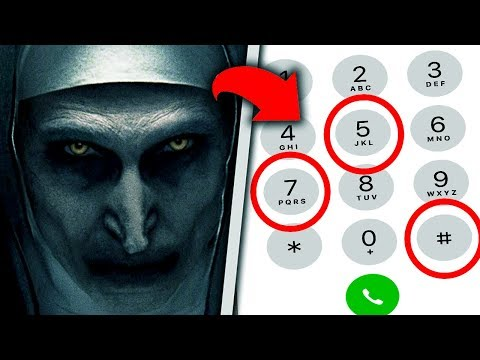 What Happens When You Call the Valak Phone Number? (creepy)
