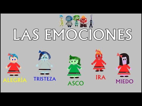 Thumbnail: Las Emociones de los niños- Inside Out - Del Revés - https://youtu.be/wd7m9I1Avjo