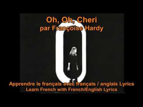 Oh, Oh, Chéri - Françoise Hardy - Translation, Lyrics, Paroles, English, French