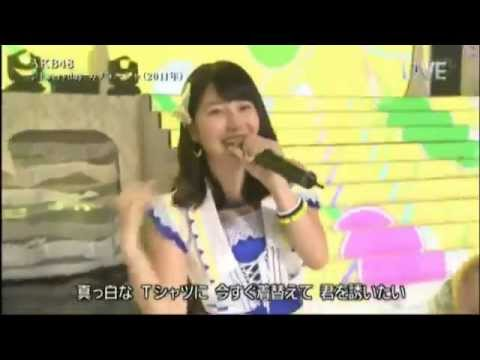 MUSIC DAY : AKB48 [ Everyday、カチューシャ/さよならクロール ]