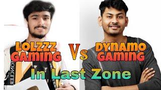 #DynamoGaming Dynamo Gaming vs Lolzzz Gaming In School On Last Zone | Emulator | #ShaktimaanGaming