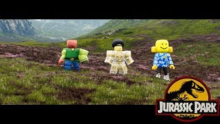 Welcome to Jurassic Park (Roblox edition)