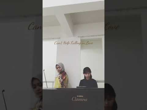 Can't Help Falling in Love (Violin & Piano) Instrumental Cover | Azalea Charismatic & Maharani
