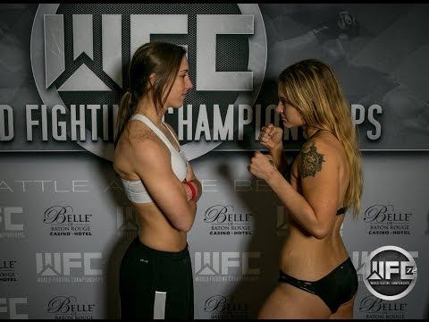 WFC 72| Devaney Clayton Vs Macy Breaux May 13th, 2017 Belle of Baton Rouge