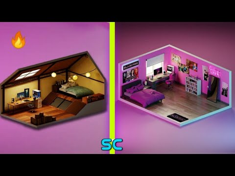 Small Gaming Room Setup Idea 2020 For Small Rooms 3d Design Youtube