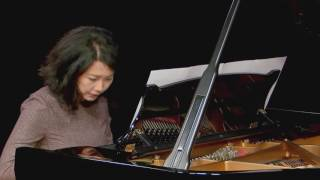 Chenyin Li plays Mozart Sonata No 5 in G K283 (first movement)