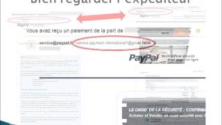 Attention, Arnaques Leboncoin et Faux email Paypal