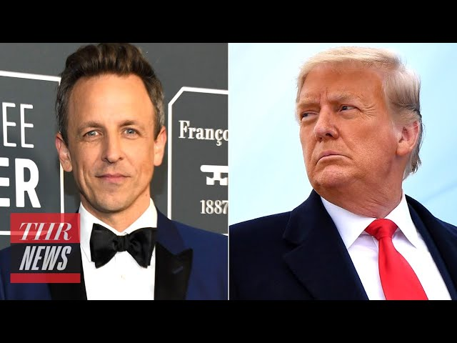 Seth Meyers Slams Trump's
