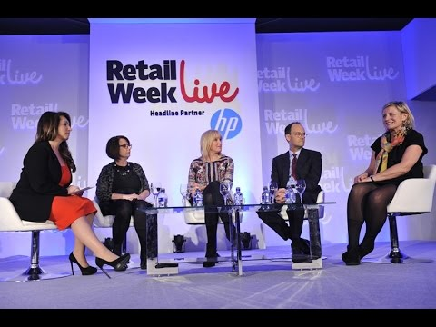 Retail Week Live 2015 Jacqueline Gold Panel Discussion