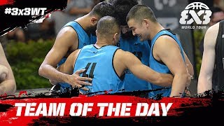 Delhi 3BL | Team of the Day | FIBA 3x3 World Tour 2018 - Penang Masters