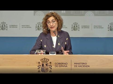 Gobierno: El déficit público de España en 2020 llega hasta el 10,09% del PIB