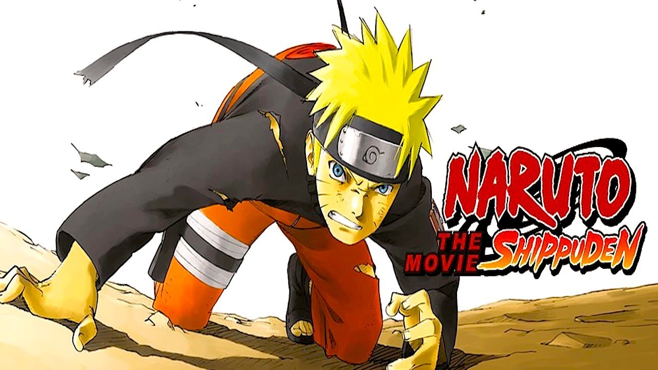 Naruto Shippuden the Movie ナルト 疾風伝 Review - YouTube