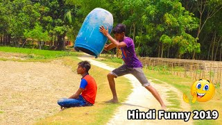 Indian New funny Video😄-😅Hindi Comedy Videos 2019-Episode 33__Indian Fun || ME Tv