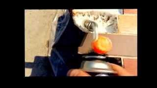 Тест на горючесть пенопласта псб-с в клинкерной термопанели ТМ Роял Фасад!(В данном видео наглядно продемонстрирован процесс испытания клинкерной термопанели ТМ Роял Фасад на горюч..., 2015-07-10T05:43:26.000Z)