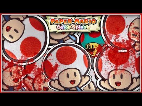 Die Wahrheit über Paper Mario: Color Splash! | MythosOfGaming