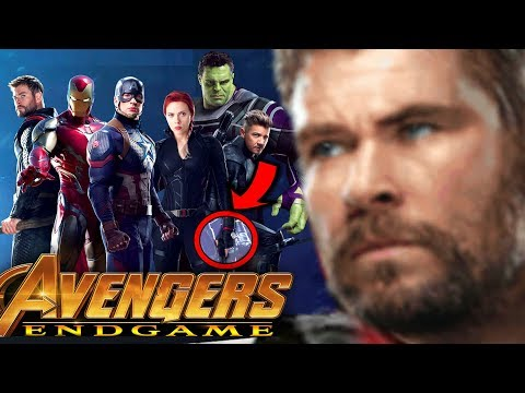 AVENGERS: ENDGAME OFFICIAL MASSIVE REVEAL! Professor Hulk, Quantum Bands & Caps Suit