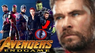 AVENGERS: ENDGAME OFFICIAL MASSIVE REVEAL! Professor Hulk, Quantum Bands & Caps Suit